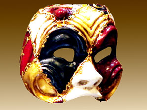 MASQUES COMMEDIA DELL ARTE